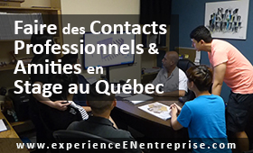 faire-des-contacts-professionnels-amities-en-stage-au-quebec